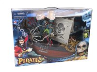 Set de jeu Pirates Captain Ship-Avant