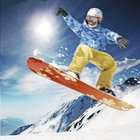 Ravensburger Puzzel 3-in-1 Extreme sport-Vooraanzicht