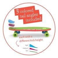 Chillafish skate-board Skatie RedMix-Détail de l'article