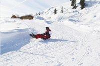 Nijdam luge à manche Snowhoover Fuchsia-Image 2