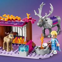 LEGO Disney Frozen 41166 L'aventure en calèche d'Elsa-Image 1