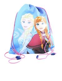 Turnzak Disney Frozen blauw/roze