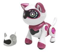 Teksta robot Kitty ENG/FR/NL-commercieel beeld