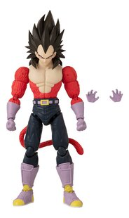 Figurine articulée Dragon Ball Super Saiyan 4 Vegeta-commercieel beeld