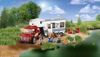 LEGO City 60182 Pick-uptruck en caravan-Afbeelding 4