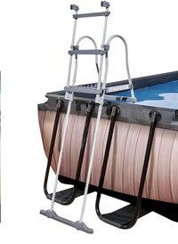 EXIT zwembad Wood met overkapping 4 x 2 m-Artikeldetail