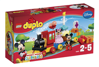 LEGO DUPLO Mickey Mouse Clubhouse 10597 Mickey & Minnie Verjaardagsoptocht