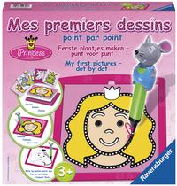 Ravensburger Mes premiers dessins : Princesse FR