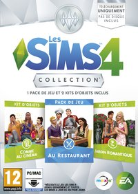 PC Les Sims 4 Collection FR-Artikeldetail