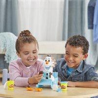 Play-Doh Disney La Reine des Neiges II Le traîneau d'Olaf-Image 3
