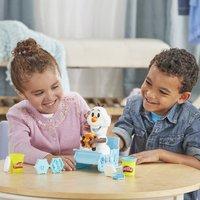 Play-Doh Disney La Reine des Neiges II Le traîneau d'Olaf-Image 4