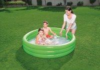 Bestway zwembad voor kinderen Play pool Ø 152 cm groen-Afbeelding 1