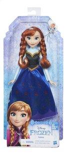 Poupée mannequin  Disney La Reine des Neiges Anna-Avant