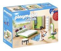 PLAYMOBIL City Life 9271 Slaapkamer met make-up tafel-Linkerzijde