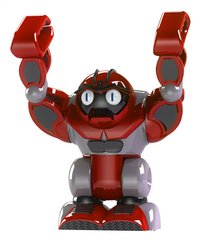 Robot Boombot Humanoide-Côté droit