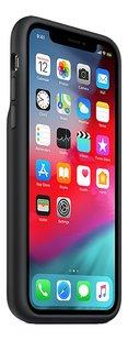 Apple cover Smart Battery voor iPhone Xs zwart-Linkerzijde