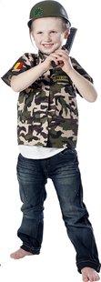 DreamLand déguisement de soldat taille 110-Détail de l'article