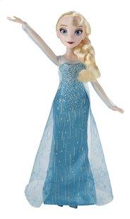 Mannequinpop Disney Frozen Elsa-commercieel beeld