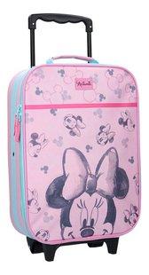 a51370c61be ... Zachte reistrolley Minnie Mouse Most Adored 40 cm-Linkerzijde ...