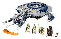 LEGO Star Wars 75233 Droid Gunship-Vooraanzicht