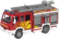 DreamLand brandweerwagen 30 cm-Vooraanzicht