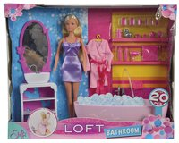 Steffi Love poupée mannequin Loft Bathroom-Avant