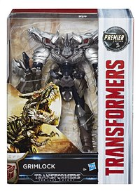Figurine articulée Transformers The Last Knight Premier Voyager Grimlock