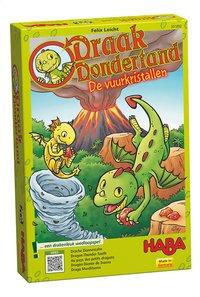 Draak Dondertand – De vuurkristallen-Linkerzijde