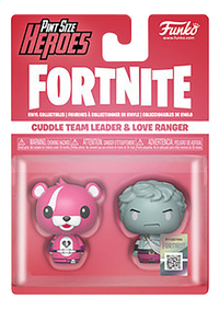 Funko Pint Size Heroes - Fortnite Cuddle Team Leader & Love Ranger-Vooraanzicht