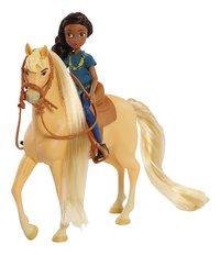 Cheval et figurine Spirit Pru & Chica Linda-commercieel beeld