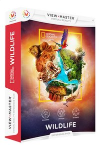 View-Master Virtual Reality Experience Pack Dierenwereld