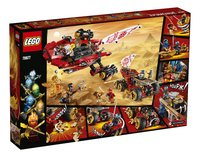 LEGO Ninjago 70677 Landbounty-Achteraanzicht