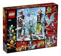 LEGO Ninjago 70678 Kasteel van de verlaten keizer-Achteraanzicht