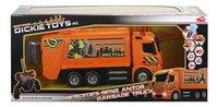 Dickie Toys vuilniswagen RC Mercedes Garbage Truck