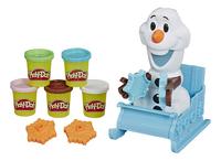 Play-Doh Disney La Reine des Neiges II Le traîneau d'Olaf-Avant