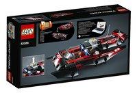 LEGO Technic 42089 Powerboat-Achteraanzicht