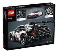 LEGO Technic 42096 Porsche 911 RSR-Arrière