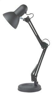 Lampe de bureau Hobby Steel noir-Côté droit