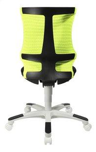 Topstar kinderbureaustoel S'neaker fluo geel/zwart-Achteraanzicht