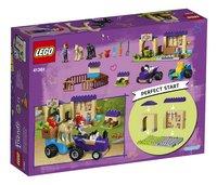 LEGO Friends 41361 Mia's veulenstal-Achteraanzicht