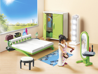 Playmobil city life 9271 slaapkamer met make up tafel dreamland