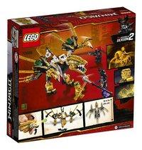 LEGO Ninjago 70666 De Gouden Draak-Achteraanzicht