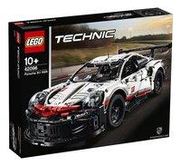 LEGO Technic 42096 Porsche 911 RSR-Linkerzijde