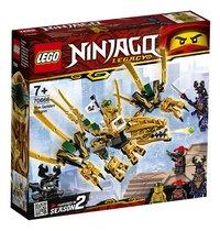 LEGO Ninjago 70666 De Gouden Draak-Linkerzijde