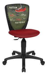 Topstar kinderbureaustoel Nic voetbal rood/groen-Artikeldetail