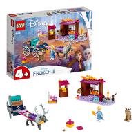 LEGO Disney Frozen 41166 L'aventure en calèche d'Elsa-Détail de l'article