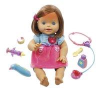 VTech poupée souple Little Love Ma poupée à soigner-Avant