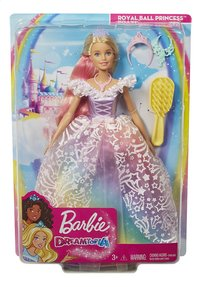 Barbie mannequinpop Dreamtopia Royal Ball Princess-Vooraanzicht