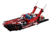 LEGO Technic 42089 Powerboat-Vooraanzicht