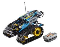 LEGO Technic 42095 RC Stunt Racer-Vooraanzicht